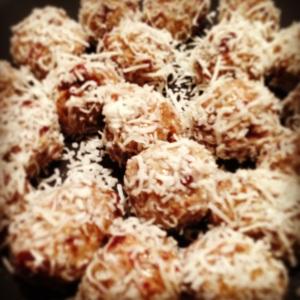 Organic Tahini Balls
