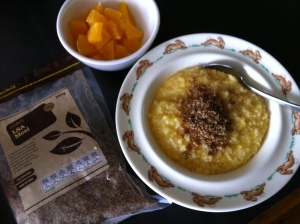 Sweet Orange Couscous